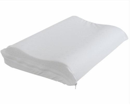 Cet oreiller aide à soulager les douleurs cervicales