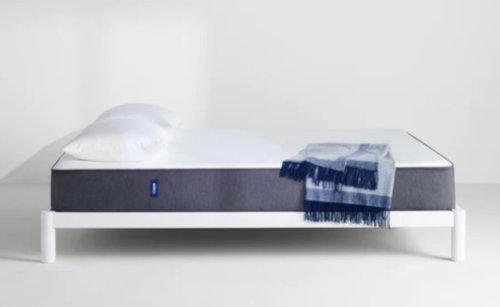 Un matelas avec coutil zippé et lavable en machine