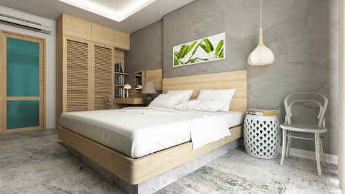 Chambre cosy et élégante