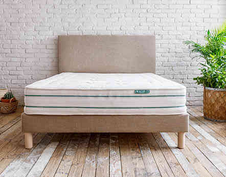 Matelas latex naturel Kipli