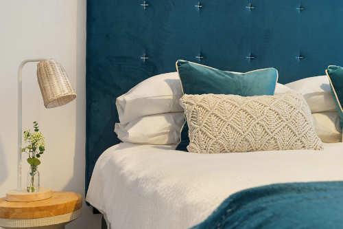 Chambre à coucher saine et cosy
